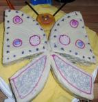 Schmetterling Kuchen