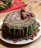 Eichhörnchen Kuchen