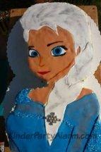 Elsa Anna Olaf Kuchen