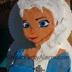 Eiskönigin Elsa Kuchen