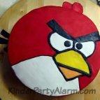 Angry Birds Kindergeburtstagskuchen