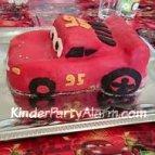 Cars Kindergeburtstag, Lightning Mc Queen