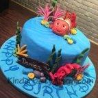 Findet Nemo, Arielle, Unter Wasser Geburtstagsparty