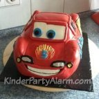 Cars Kindergeburtstag, Rennfahrer Party, Lighting Mc Queen