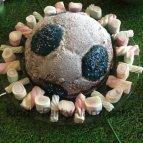 Fussball EM WM Kuchen