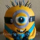 Minion Kindergeburtstag, Minion Geburtstagskuchen
