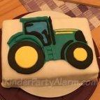Trecker Kuchen, Bauernhof Kindergeburtstag #kindergeburtstag #geburtstag #mottoparty #kinderpartyalarm #geburtstagsideen #kuchen #geburtstagskuchen