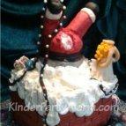 Weihnachten, Kuchen, Winter Kindergeburtstag