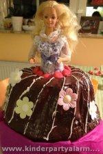 Barbie Prinzessin Kuchen