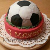 Fussball Kuchen EM WM