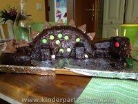 Brachiosaurus Dino Kuchen
