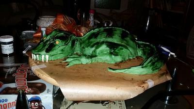 Dino Kuchen 1