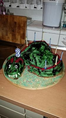 Dino Kuchen 2