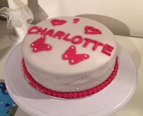 Erster Geburtstag Kuchen Torte