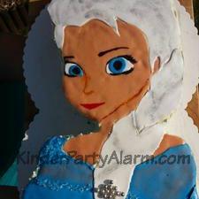 Elsa Torte, Elsa Geburtstagskuchen