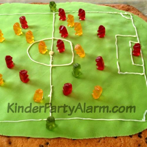 Klasse Fussball Trikot Kuchen Fur Den Nachsten Fussball
