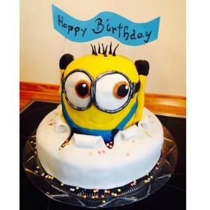 3d Torte, Minion