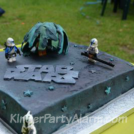Star Wars Party Ideen