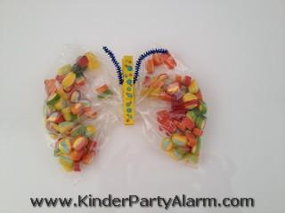 Schmetterlings Einladung für den Feen Kindergeburtstag #entspanntkindergeburtstagfeiern #kindergeburtstag #mottoparty #feen #kinderpartyalarm #bastelnmitkindern  #einladung #kids #mitgebsel