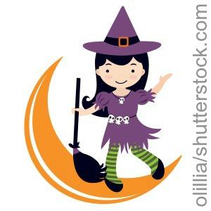 Hexen Kindergeburtstag