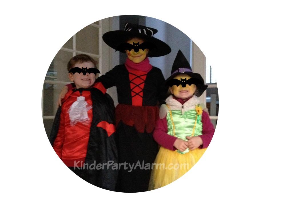 Hexen Kindergeburtstag Spiele