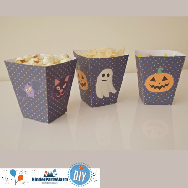 Snacks bei der Halloween Party #kindergeburtstag #geburtstag  #mottoparty #kinderpartyalarm #geburtstagsideen #diy #kids #printables #halloween