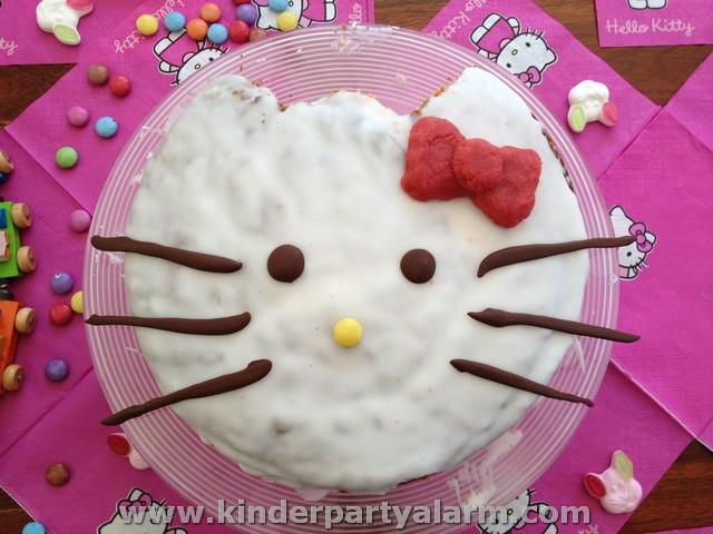 Hello Kitty Kuchen
