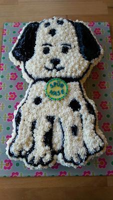 Spürhund Kuchen
