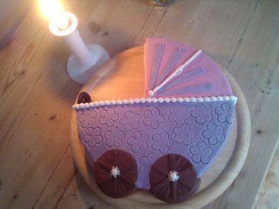 Kinderwagen Kuchen