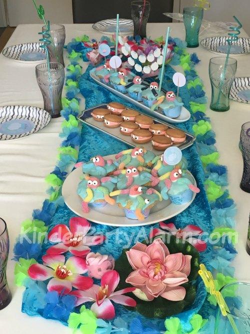 Ein Traumhafter Meerjungfrau Geburtstag
