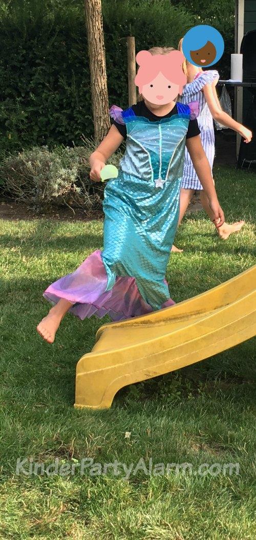 Spiele beim Meerjungfrau Geburtstag #kindergeburtstag #geburtstag  #mottoparty #kinderpartyalarm #meerjungfrau #kids #spiele