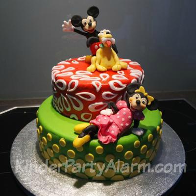 Micky und Minnie Kindergeburtstag