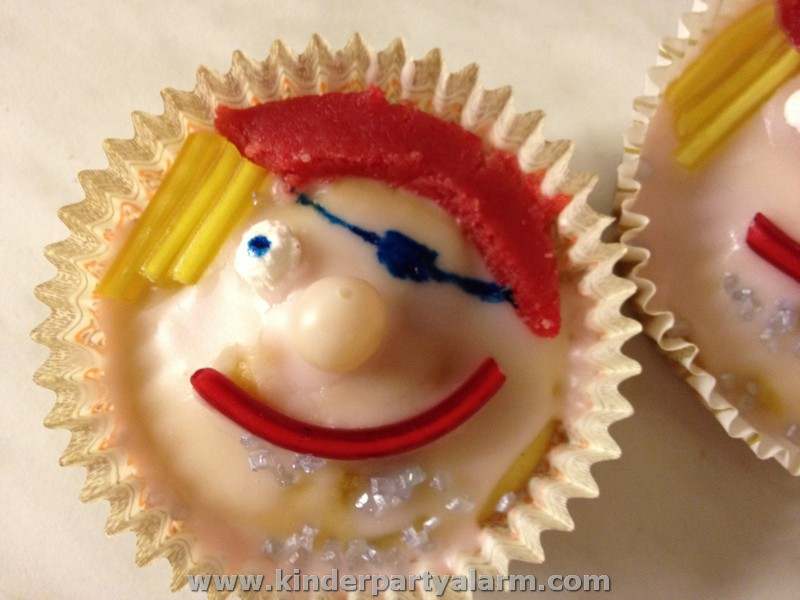 Piraten Muffin