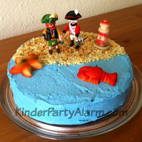 Piraten Kindergeburtstag