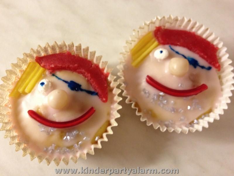 Piraten Muffins