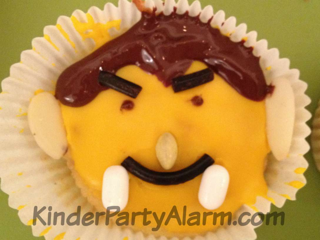 Vampir Muffin, Halloween, Kuchen