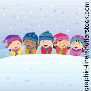 Winter Kindergeburtstag