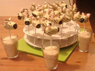 Cake Pops, Mitgebsel Kindergarten