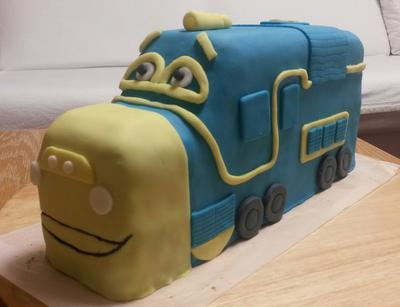 Chuggington Torte