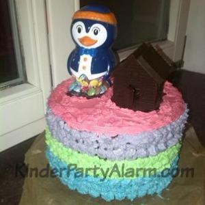 Der ganze Kuchen