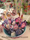 Eiskönigin Cake Pop Figuren