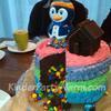 Der angeschnittene Kuchen