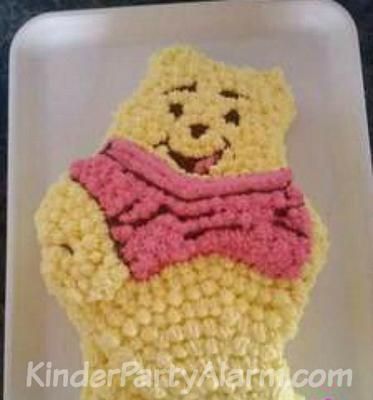 Winnie Pooh Torte