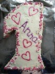 Erster Geburtstag Kuchen