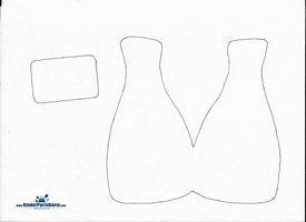 Piraten Geburtstag Einladung basteln, Flaschenpost Einladung #kindergeburtstag #geburtstag  #mottoparty #kinderpartyalarm #bastelnmitkindern #einladungsideen