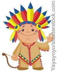 Indianer Kindergeburtstag Ideen