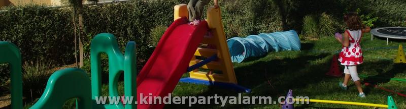 Meerjungfrau Kindergeburtstag Spiele Parcours