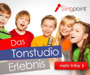 Der besondere Kindergeburtstag! Mit den Studio FUN-Paketen bietet