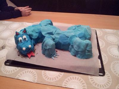 Der Drachenkuchen